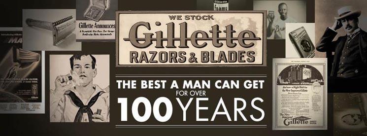 RAKNING - Gillette
