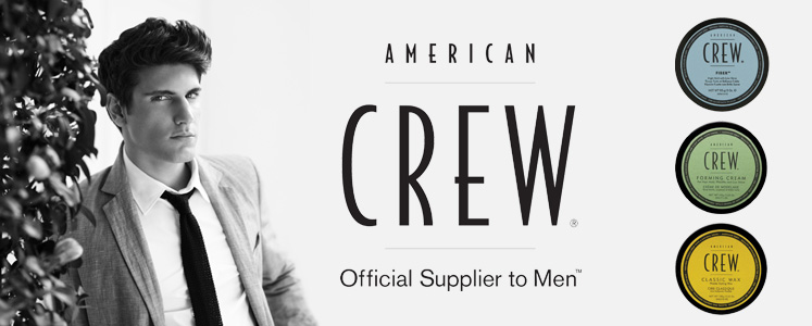 RAKNING - American Crew