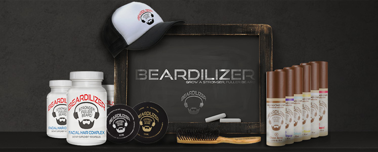 RAKNING - Beardilizer