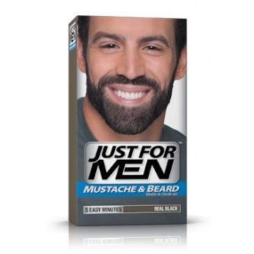 Just for Men skäggfärg Real Black - svart skäggfärg