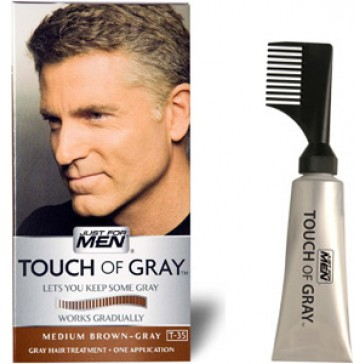 Just For Men Touch of Grey - Medium Brown