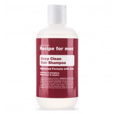 Recipe for Men Deep Clean Hair Shampoo
