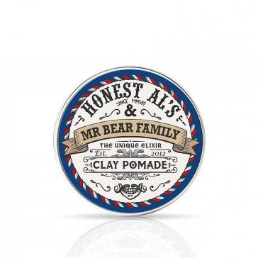 Mr Bear Family Pomade Matt Clay Honest Al