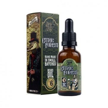 Hey Joe Beard Oil No 6 Citric Forest