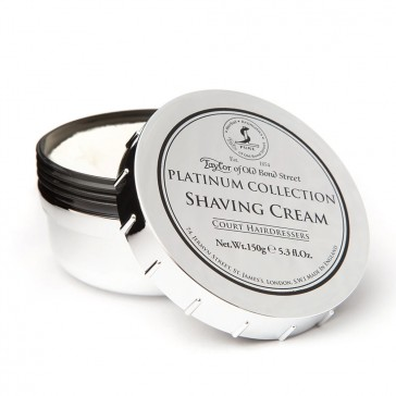 Taylor of Old Bond Street Platinum Collection Shaving Cream Bowl