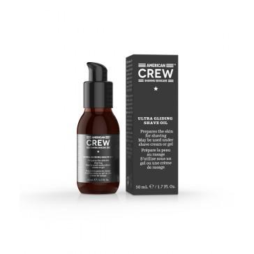 American Crew Ultra Glide Shave Oil