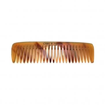 Cyril R Salter Pocket Comb Oxhorn