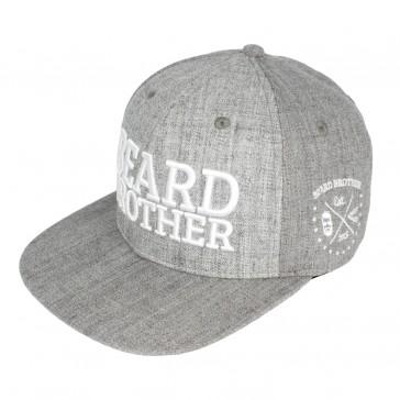 Beard Brother Snapback Grey