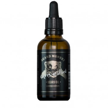 Beard Monkey Beard Oil Chris Kläfford Edition