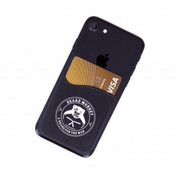 Beard Monkey Card Holder
