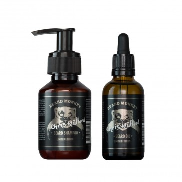 Beard Monkey Beard Care Kit Chris Kläfford