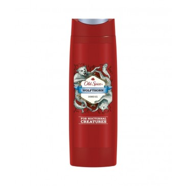 Old Spice Wolfthorn Shower Gel