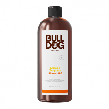 Bulldog Lemon & Bergamot Shower Gel 500 ml