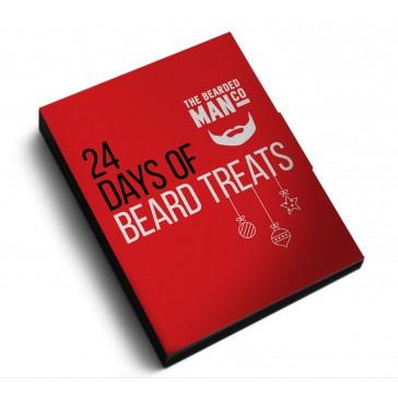 The Bearded Man Company Advent Calendar - 24 Days of Beard Treats