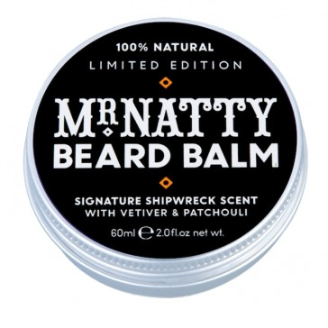 Mr Natty Beard Balm Shipwreck Limited Edition