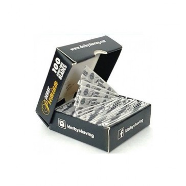 Derby Premium Single Edge Razor Blades