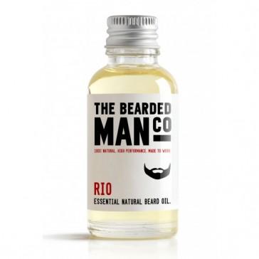 The Bearded Man Company Beard Oil Rio 30 ml