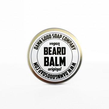 Damn Good Soap Company Vegan Beard Balm, Original
