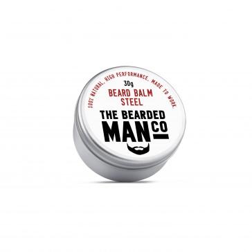The Bearded Man Company Beard Balm Steel 30 g