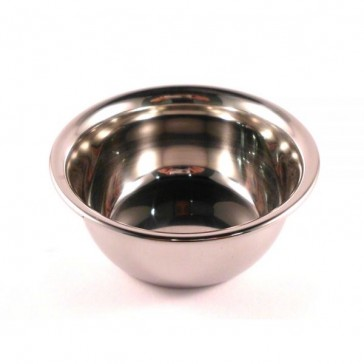Hermod Shaving Bowl Stainless Steel