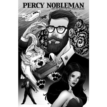 Percy Nobleman & The Quest for the Perfect Beard