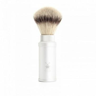 Mühle Travel Shaving Brush Silvertip Fibre