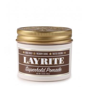 Layrite Superhold Pomade - vattenbaserad pomada