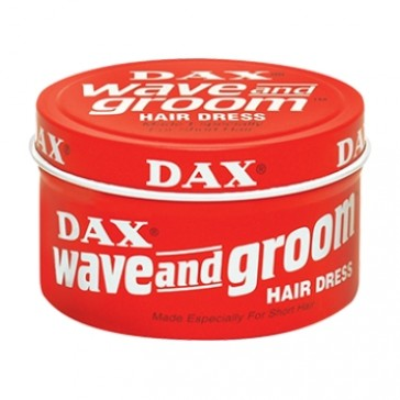 Dax Wax Red Wawe & Groom