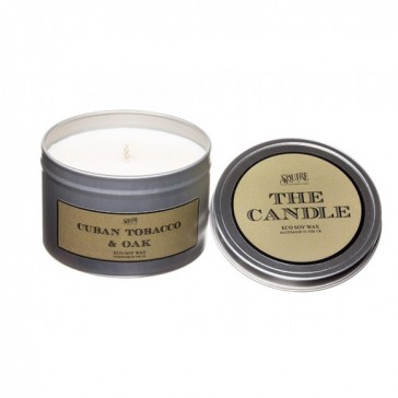 Squire The Candle Cuban Tobacco & Oak
