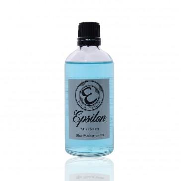 """Epsilon """"Blue Mediterranean"""" Aftershave Splash 100 ml"""