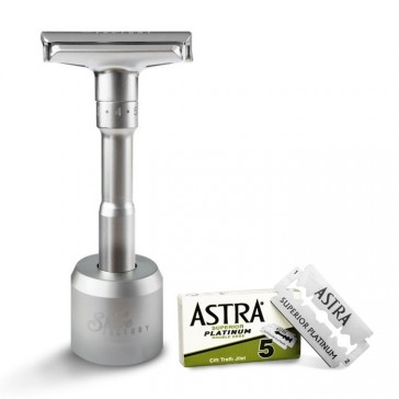 The Shave Factory Adjustable Safety Razor