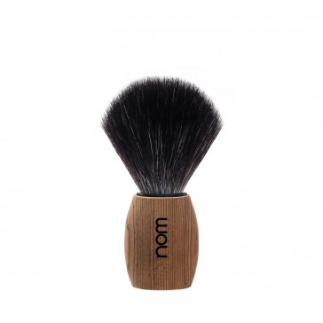 Mühle Nom Ole Shaving Brush Black Fibre, ash