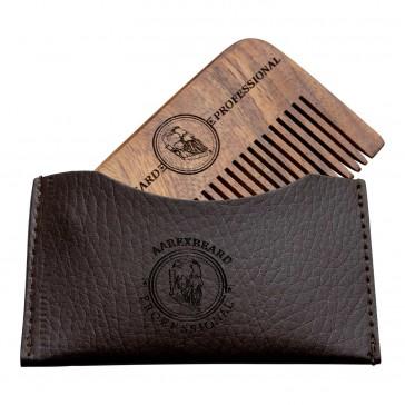 Aarex Beard Comb Rosewood No. 01
