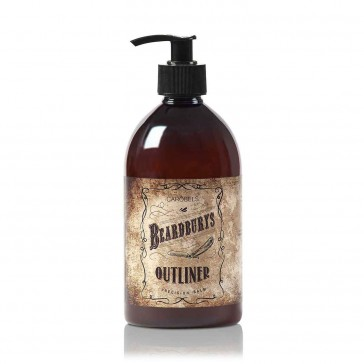 Beardburys Precision Shave Balm Barber Size