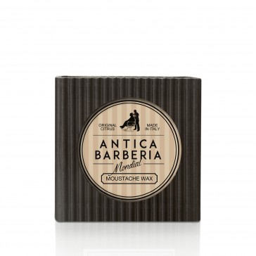 Mondial Antica Barberia Moustache Wax Original Citrus