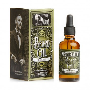 Apothecary 87 Unscented Beard Oil 50 ml