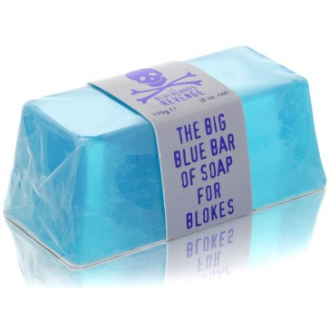 The Bluebeards Revenge Big Blue Bar of Soap for Blokes