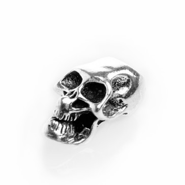 Beard Bead Grin Skull
