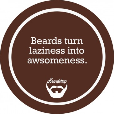 beard coaster