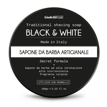 The Goodfellas' Smile Black & WhiteTraditional Shaving