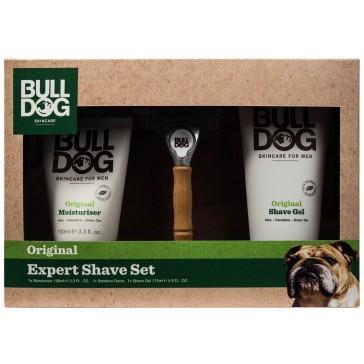 Bulldog Original expert shave kit