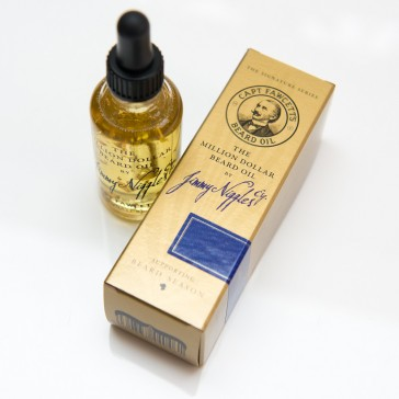 Captain Fawcett Million Dollar Beard Oil 50 ml