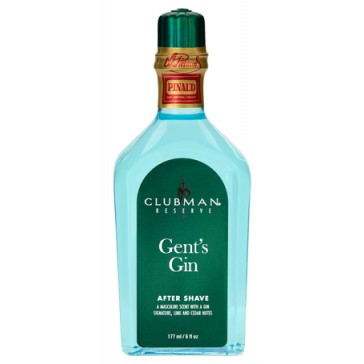 Clubman Gent's Gin After Shave Lotion