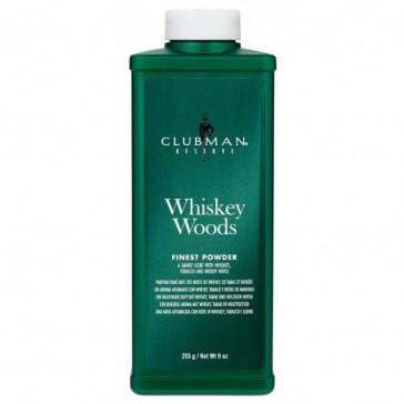 Clubman Whiskey Woods Finest Powder