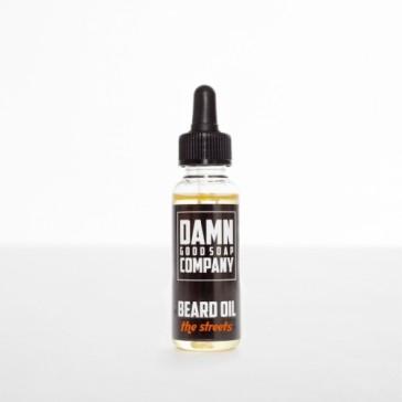 Damn Good Soap Company Beard Oil Dropper The Streets