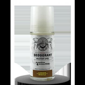 The Bearded Chap Military Spec Deodorant Lemon Myrtle