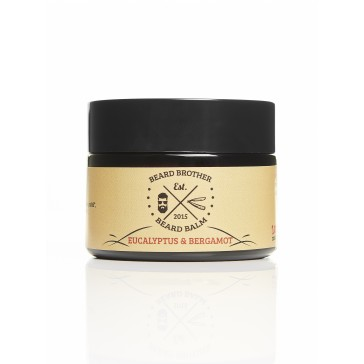 Beard Brother Beard Balm Eucalyptus & Bergamot