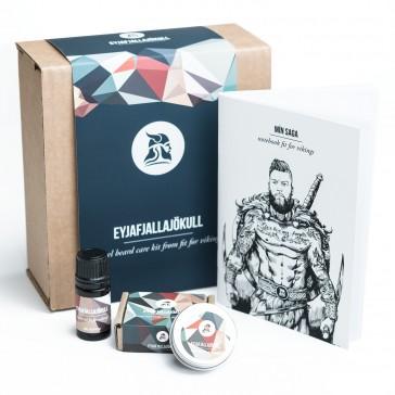 Fit for Vikings Travel Beard Care Kit - Eyjafjallajökull