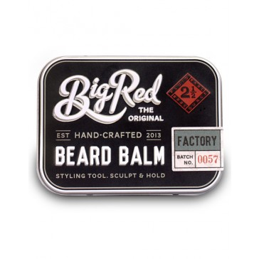 Big Red Beard Balm - Factory 75 ml