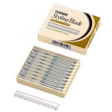 Feather Styling Blade Regular Type EX 10-p